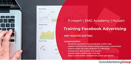 SMG Academy | Facebook en Instagram adverteren | 11 maart 2021 tickets