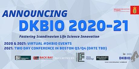 DKBIO 2021 Webinar  - Introductory webinar about DKBIO tickets