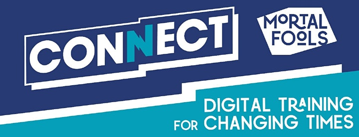 CONNECT workshop for Creatives: Digital facilitation more advanced image