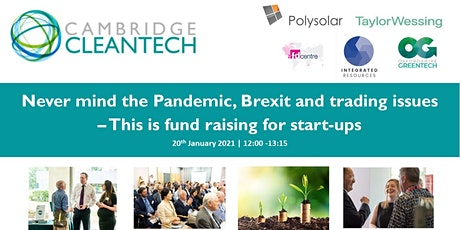This is fund raising for start-ups tickets