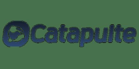 Inscription à CATAPULTE 2021 pour studios indépendants de jeux vidéo billets