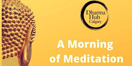 Home Retreat - Half Day of Meditation (online) tickets