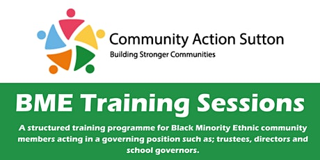 BME   Sessions - Equalities Employing People and Managing Risk tickets