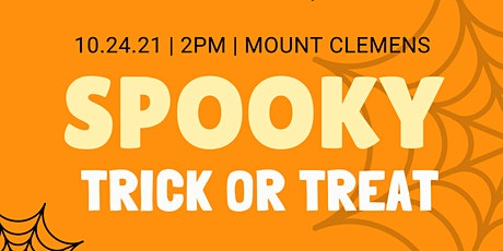 Downtown Halloween Spooktacular tickets