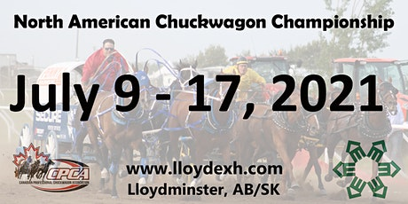 North American Chuckwagon Championship tickets