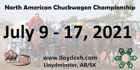 North American Chuckwagon Championship tickets
