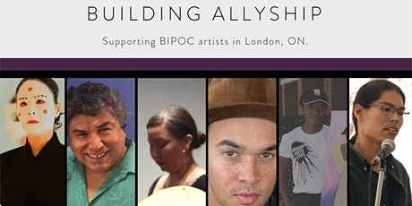 Building Allyship Listening Session  for Black Artists/ Arts Professionals tickets