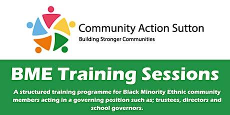 BME   Sessions -Strategic and operational planning biglietti