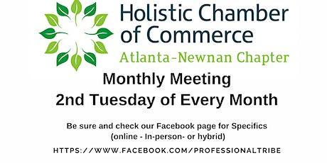 Atlanta Newnan HCC Monthly Meeting tickets
