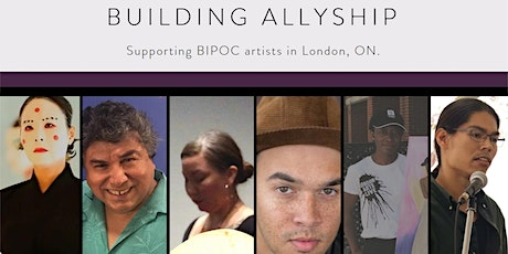 Building Allyship Listening Session  for Indigenous Artists tickets