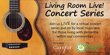 Living Room Live  Concert series-A Country Hoedown with Arlene Quinn tickets