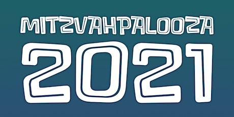 MitzvahPalooza 2021 tickets