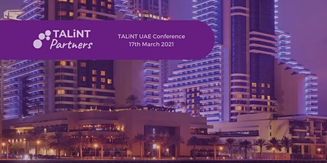 TALiNT UAE Conference tickets