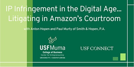 IP Infringement in the Digital Age…Litigating in Amazon's Courtroom tickets