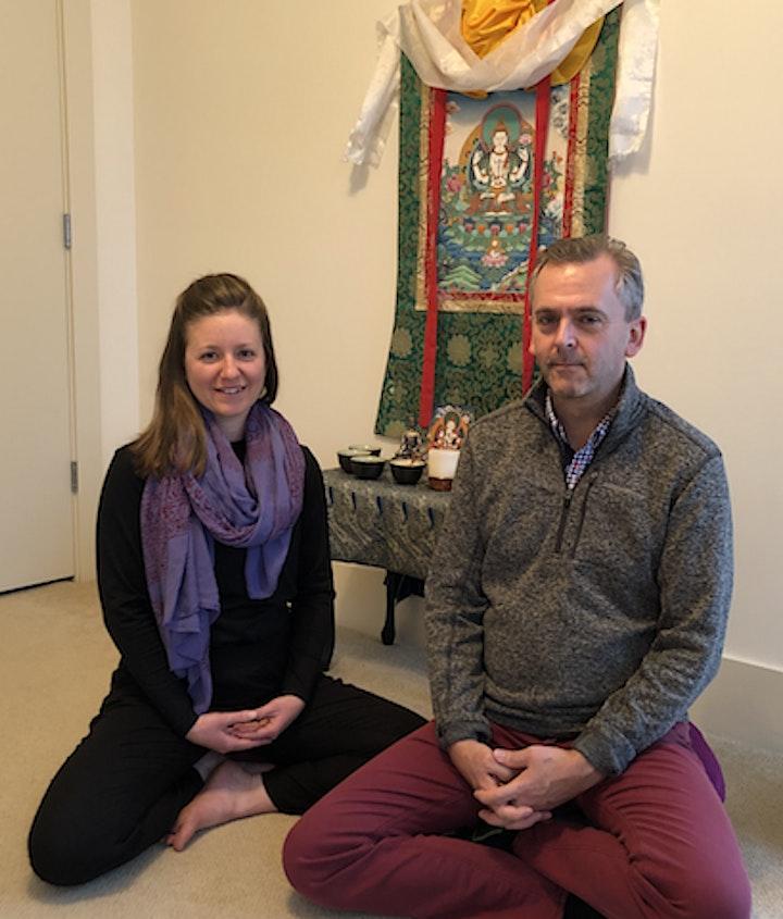 Free Orientation Session for Meditation Groundwork image