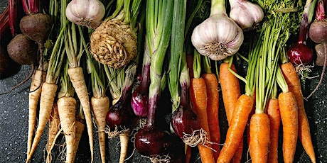 Livestream cook-along: Rooting for Root Veggies with Melissa Pasanen tickets