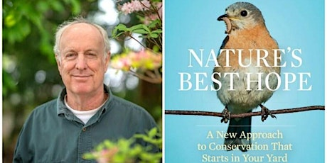 Virtual Lecture: Nature's Best Hope tickets