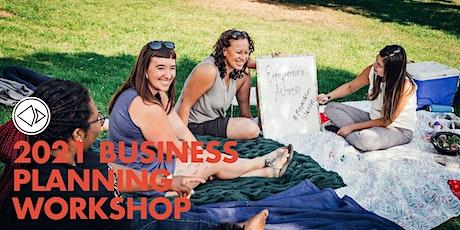 2021 Business Planning Workshop tickets