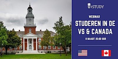 Gratis webinar Studeren in de VS en Canada