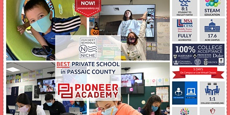Pioneer Academy Virtual Open House PK-12 Open House - 2/6 - ZOOM ONLINE tickets