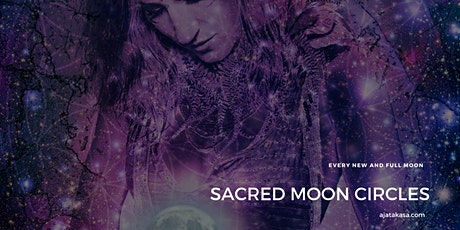 Sacred Moon Circle tickets