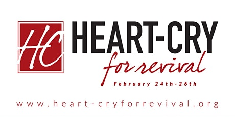 2021 Heart-Cry for Revival Conference tickets