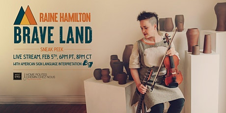 Raine Hamilton: New Album Sneak Peek (Online Concert) tickets
