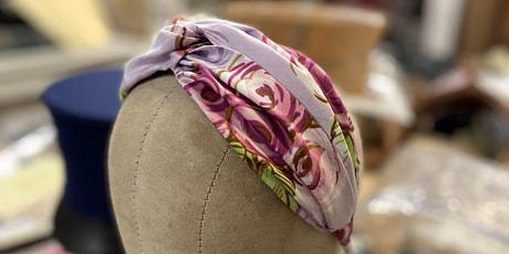 Head-Wraps and Headbands: Millinery Techniques with Denise Wallace-Spriggs tickets