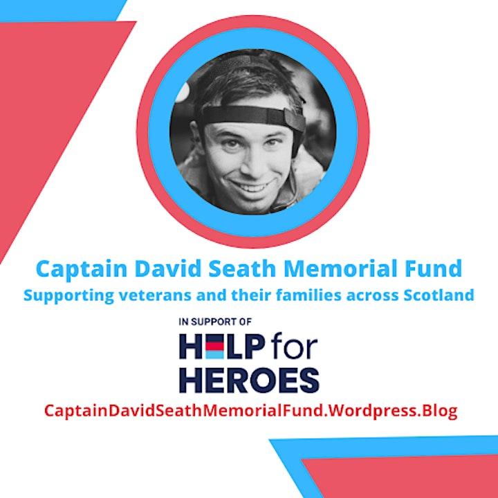 Captain David Seath Memorial Fund Golf Day image