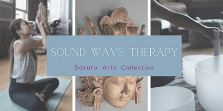 Sound Wave Therapy tickets