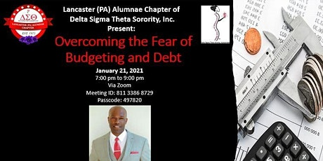 Overcoming the Fear of Budgeting and Debt tickets