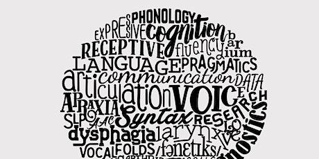 Public Meeting Notice - DePaul University Speech Language Pathology Program tickets