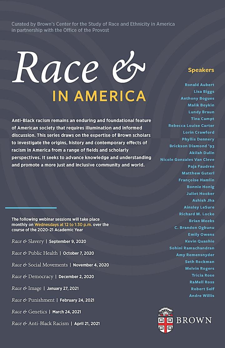 Race & Anti-Black Racism in America image