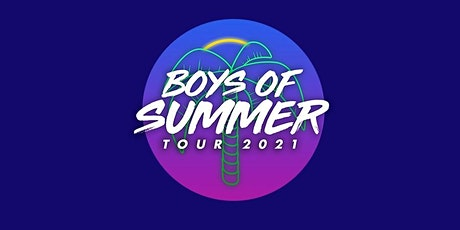 Boys of Summer Tour 2021 tickets