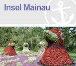 Insel Mainau (inkl. Mainau-Eintritt; Hin- & Rückfahrt) Tickets