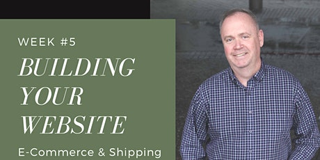 Building Your Website - E-Commerce and Shipping tickets