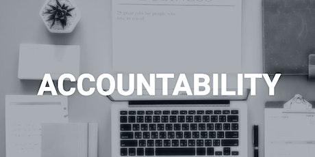 Accountability Workshop tickets