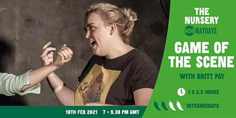 Online Improv Elective: Game of the Scene tickets