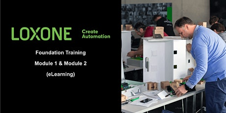 Loxone Foundation Training (Modules 1 & 2) - February 2021 tickets