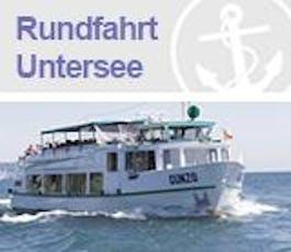 Rundfahrt Untersee Tickets