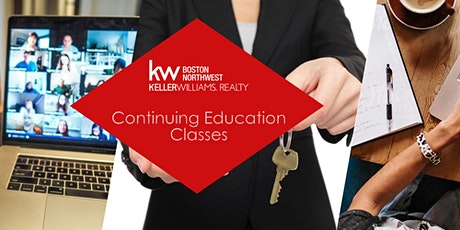 CE Class: Open Houses & Safety tickets