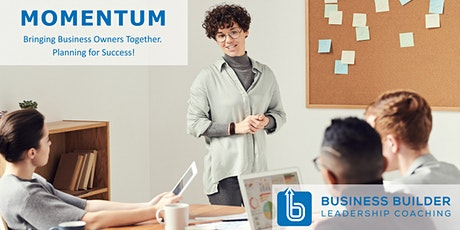 Momentum: Your Quarterly Business Builder Strategy Session tickets