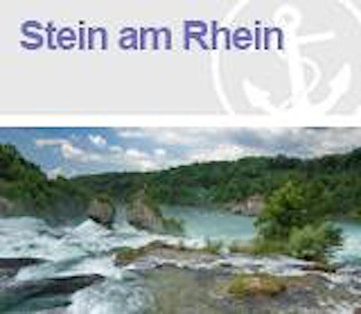 Stein am Rhein (Hin- & Rückfahrt)