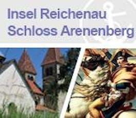 Insel Reichenau/Schloss Arenenberg (Hin- & Rückfahrt) Tickets