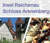 Insel Reichenau/Schloss Arenenberg (Hin- & Rückfahrt)