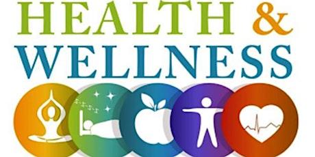 Wellness and Mental Health Virtual Workshop tickets