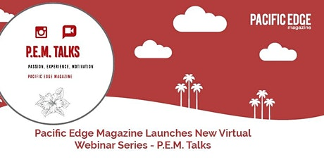 P.E.M. Talks: The Future of Networking and Events in the age of COVID-19 tickets