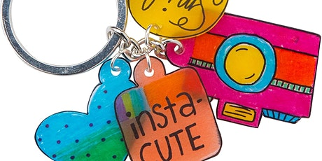 Teen Make and Take: Shrinky Dinks tickets