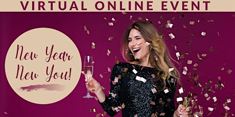 New Year, New You Virtual Event tickets