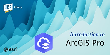 Introduction to ArcGIS Pro tickets